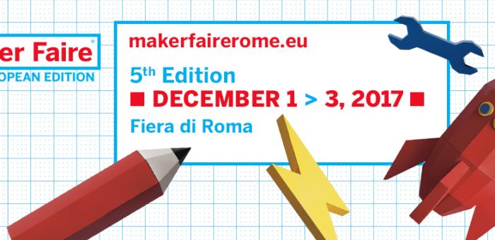 Cosa non perdere alla Maker Faire Rome 2017