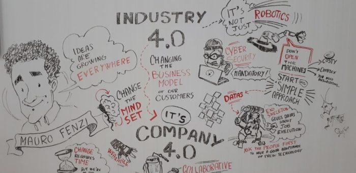 Gianni Campatelli e l'evoluzione dell'industria