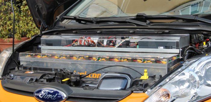 Il progetto iaiaGi per convertire auto usate in elettriche