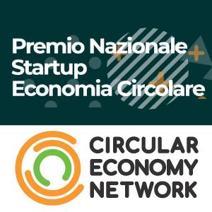 Il primo premio per Startup dell'Economia Circolare